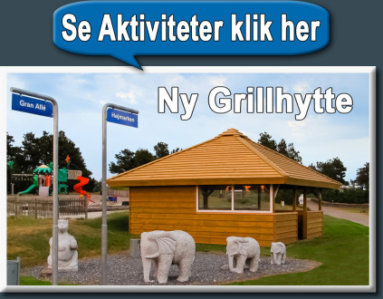 Ny Grillhytte - Jammerbugt Camping